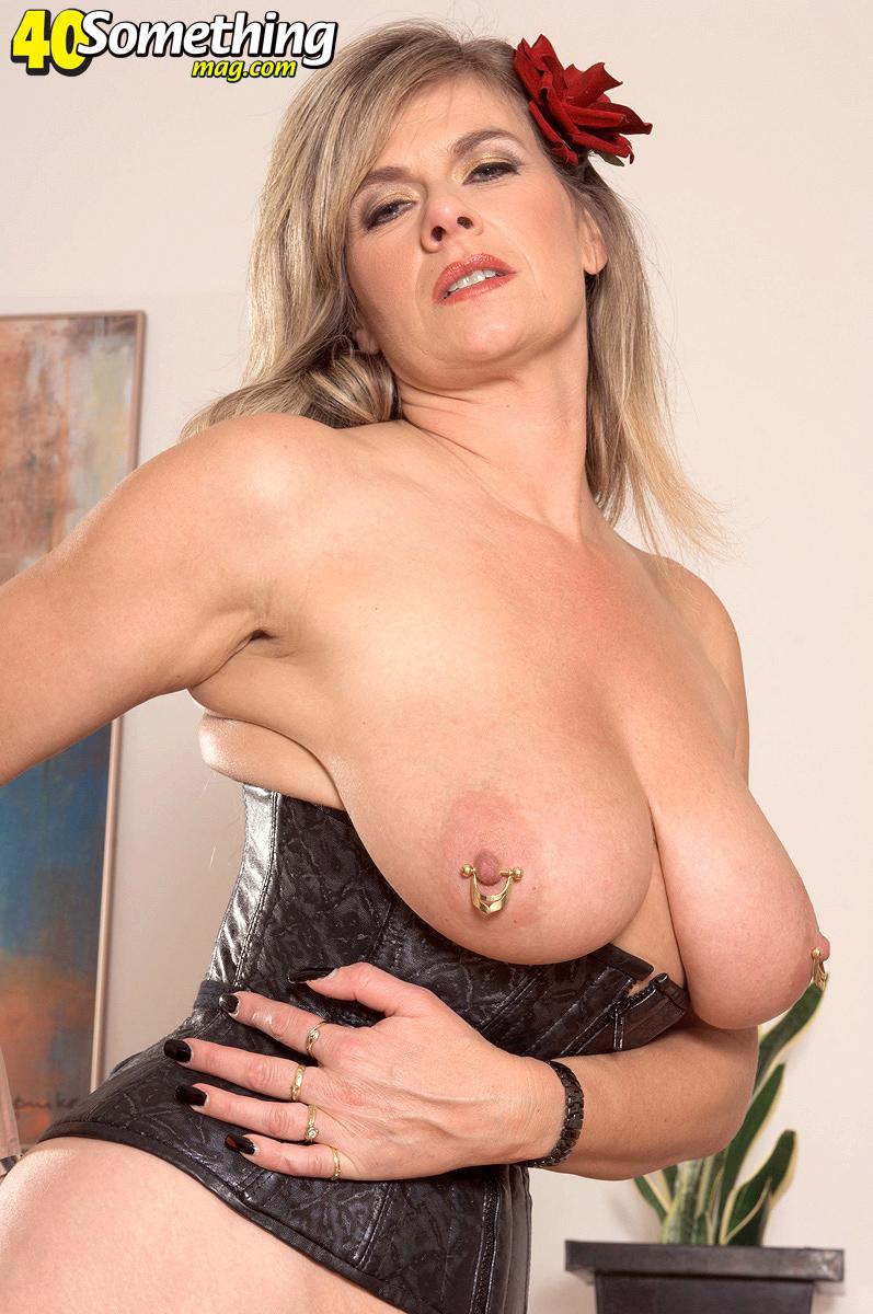 Big tits british milf fucking sucking big black cock 6