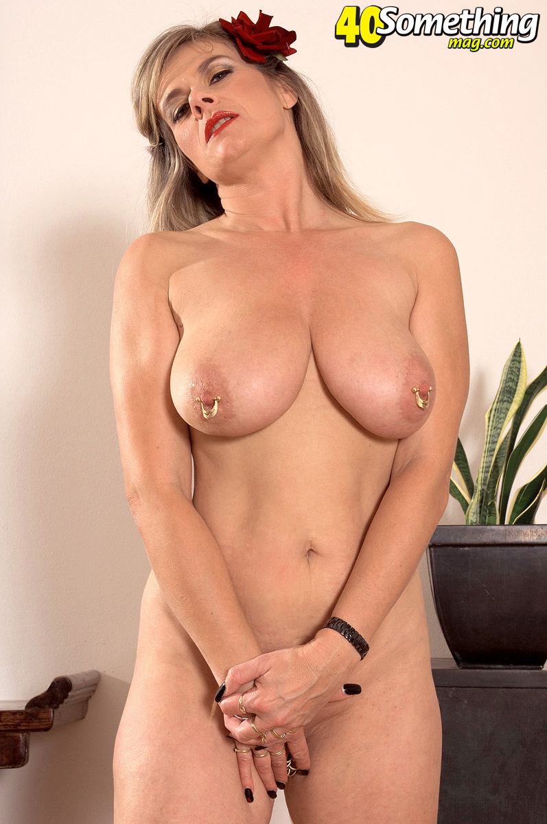 Pierced german milf marina fucked in her ringed pussy amp ass 7