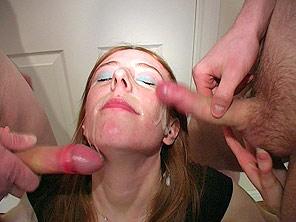 Annebelle lee strips and masturbates after work 2