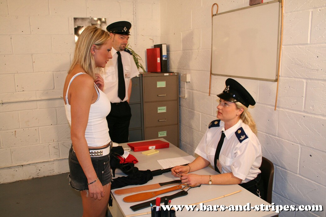 Very spank women prisoners thick white
