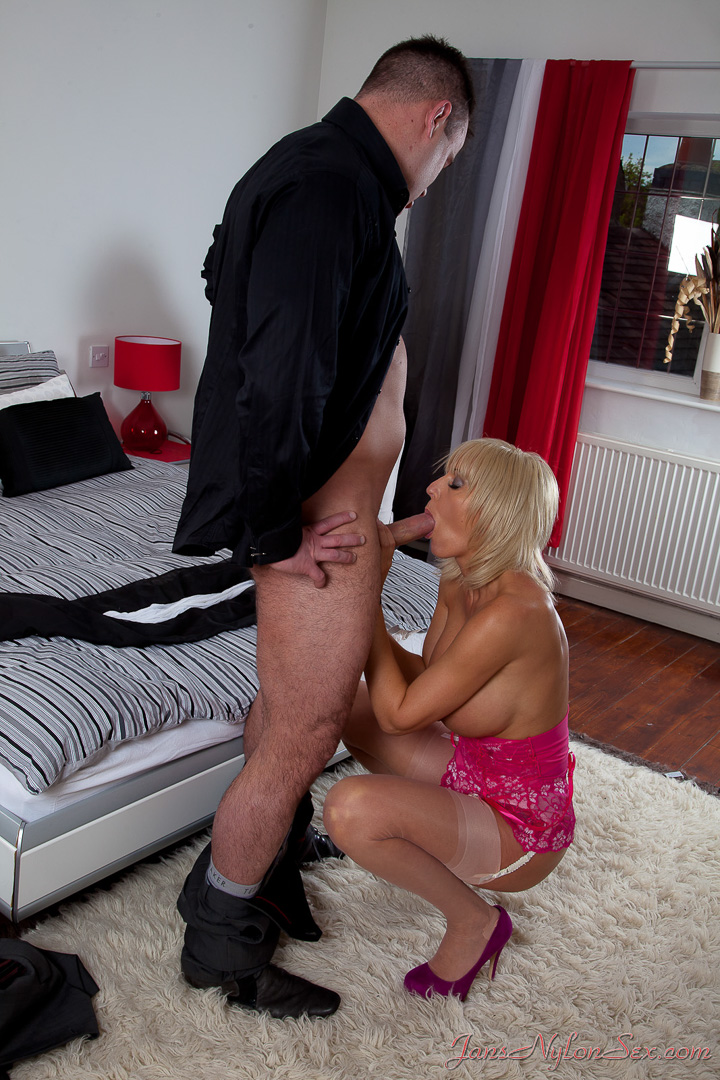 of view stocking sex stocking