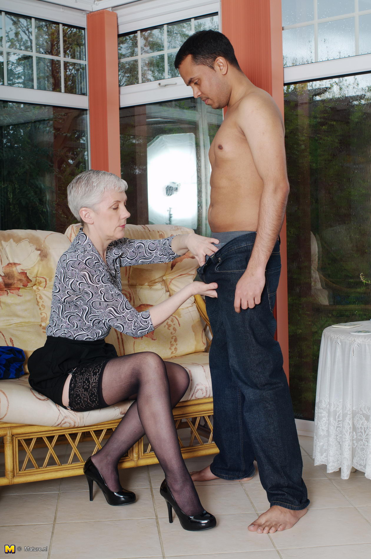 Mature and boy 12 part 2 3